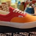 """Vans:Era –x Skateboarder Magazine Feat. VANS Project [LTD.] สี: พื้นแดง/ส้มลายขาว ราคา: 2,300.- ค่าส่ง: 100.- [EMS 1-2 วัน ของถึงหน้าบ้านเลยครับ!] รวม : 2,400.- Most x Skatra With The VANS """"Era –x […]"""
