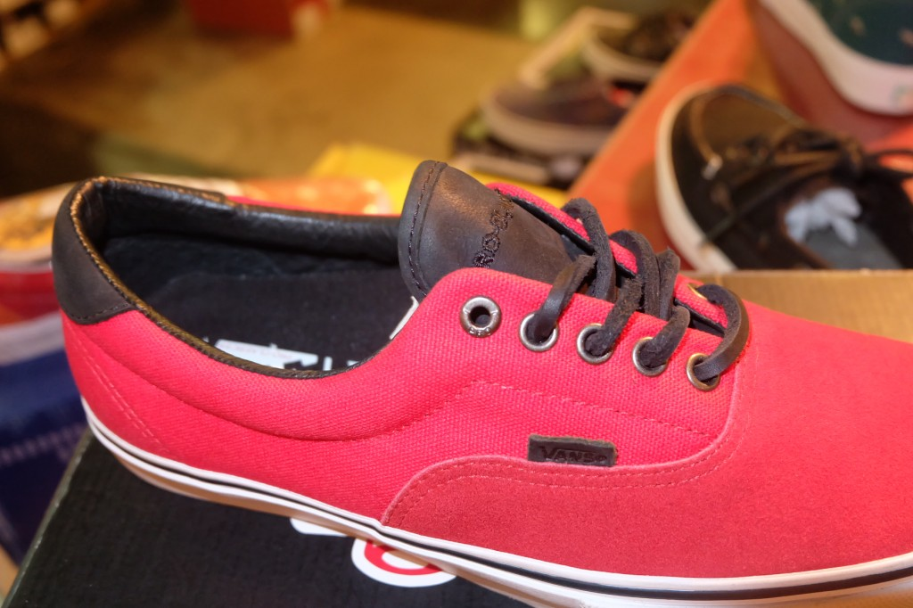 VANS Era PRO. - Chima Ferguson Red/Black : Price 3290.-