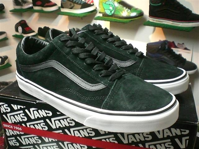Vans Old Skool - Suede