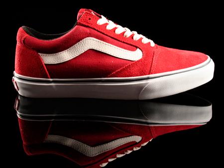 Vans TNT 5 - Red : 3350.-