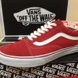 Vans : Old Skool – Red True White สี : พื้นแดง ลายขาว ราคา : 2290.- ค่าส่ง : ฟรี! Most Red Hot! With The VANS Old Skool – Red True […]