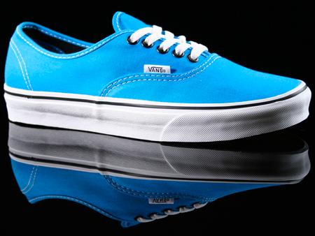 Vans Authentic - Blue : 1700.-