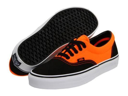 Vans Era - Neon Orange : 2450.-