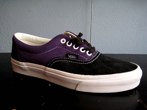 Vans Era - Purple Black : 1780.-