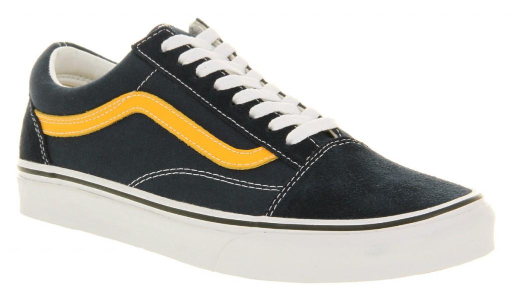 Vans Old Skool - Dress Blues/Citrus : 2450.-