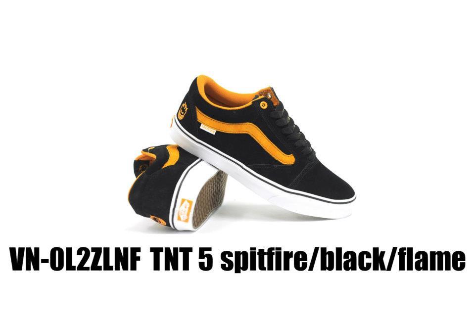 Vans TNT 5 - Spitfire : 3990.-