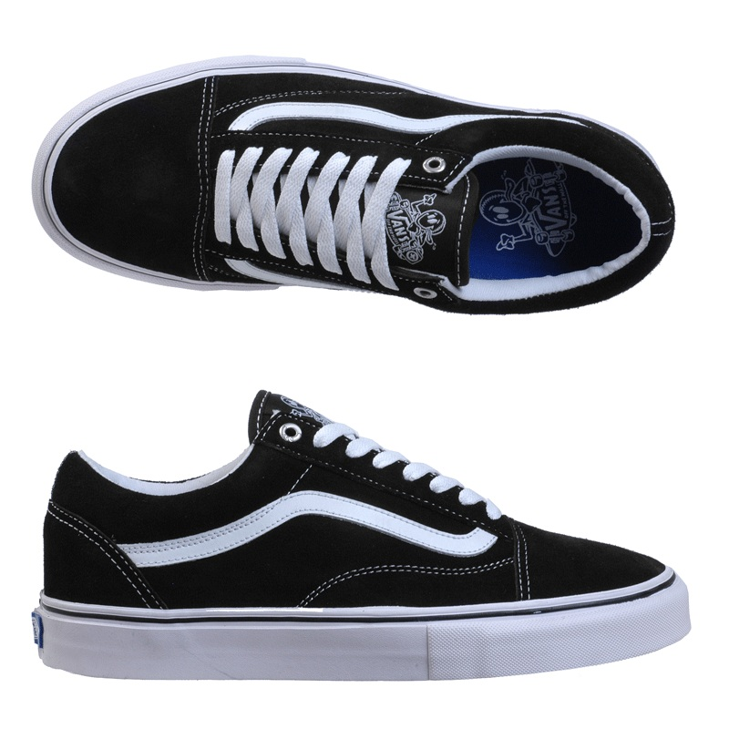 VANS Old Skool - Jeff Grosso (Limited) : Price 3590.-