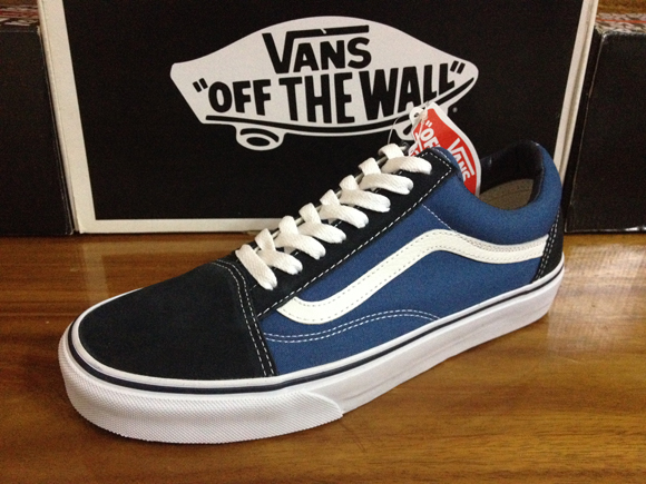 Vans Old Skool - Navy : 1990.-