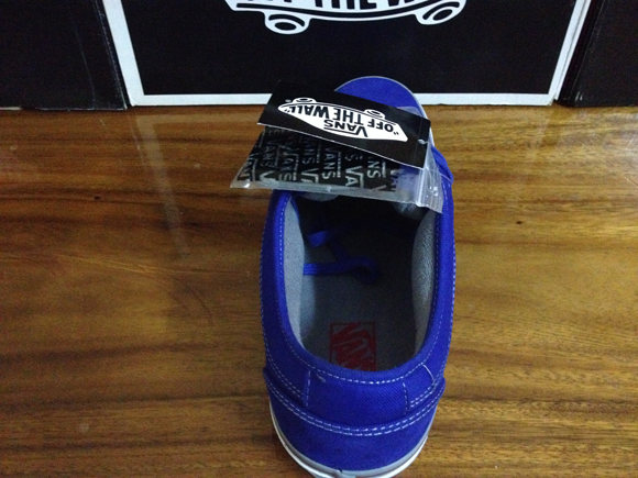 VANS Chukka - Royal/White : Price 2990.-