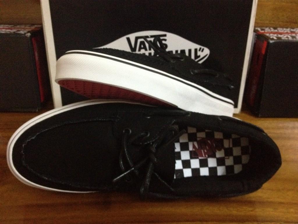VANS Zapato - Black : Price 1950.-