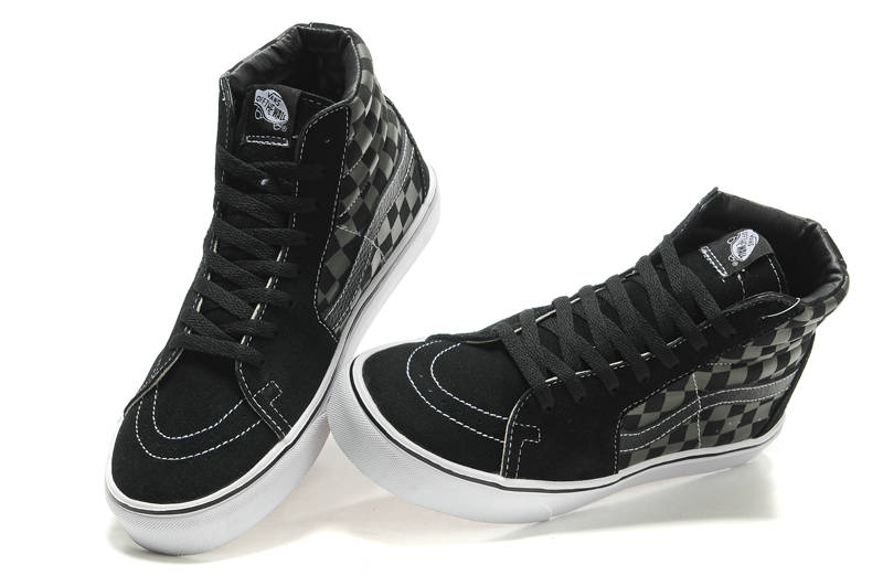 VANS SK8 - Checkerboard Black/Pewter : 2350.-