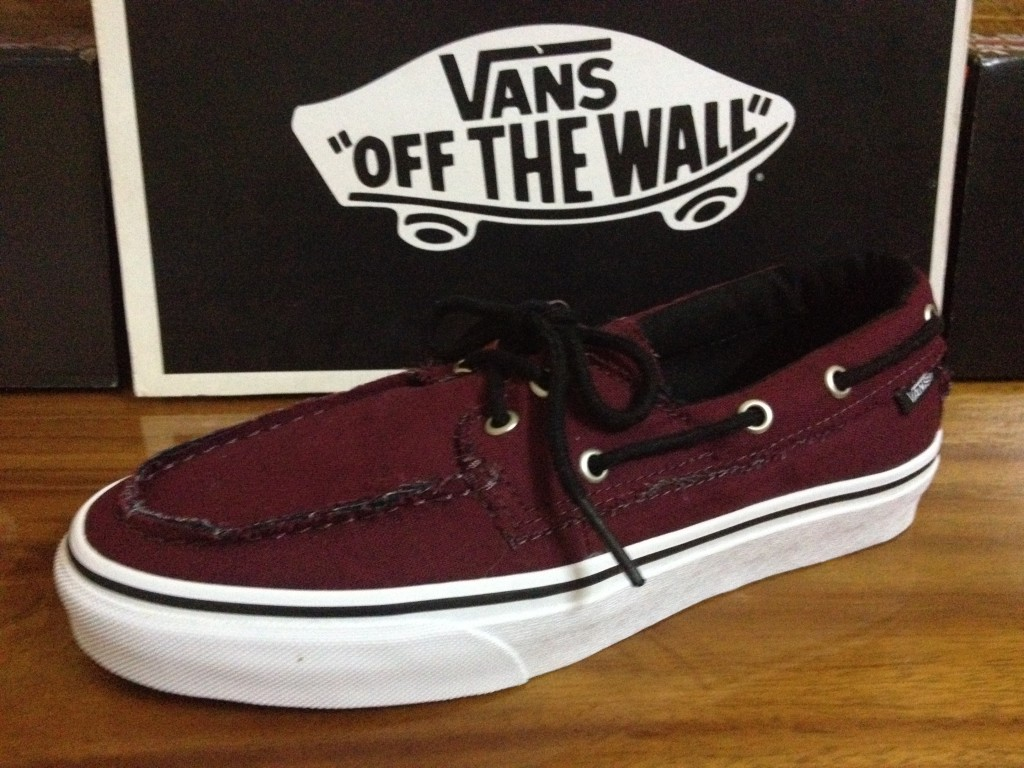 VANS Zapato - Port Royale/Black : Price 1950.-