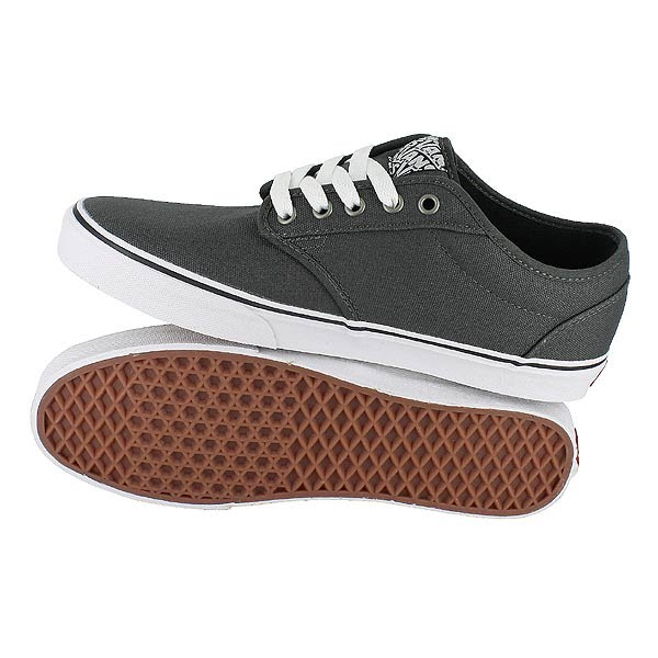 VANS Atwood - Charcoal : 1950.-