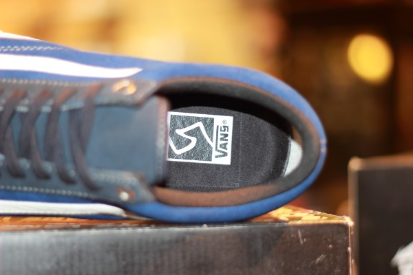 "VANS Old Skool Syndicate PRO ""S"" - Navy : 4290.-"