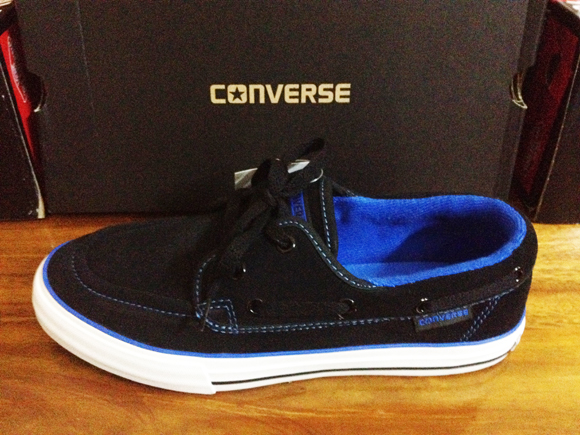 "CONS ""Seastar"" - Black/Strong : 2690.-"