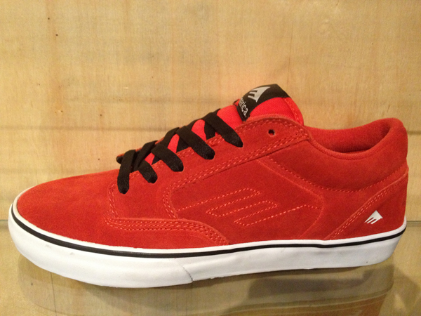"Emerica : ""Jinx – Red/Black"" : Price 2900.-"