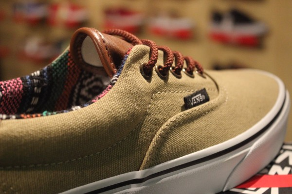 Era Furgonetas 59 Patín Zapato De Color Caqui / Guate dxIi5