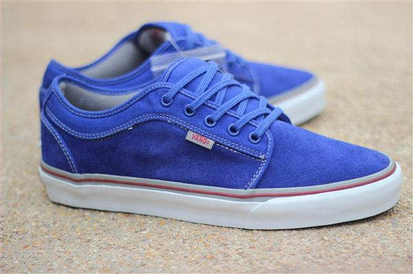 VANS Chukka - Royal/Mid Grey/Red : Price 2990.-