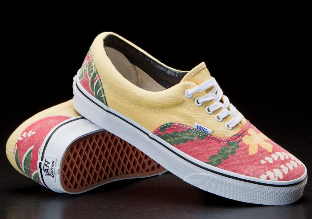 """VANS (Doren) """"Era - Hawaiian Red"""" : Price 2300.-"""