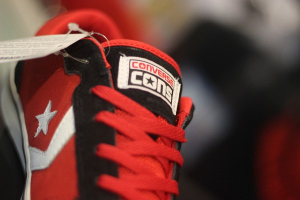 "CONS ""Badge II OX – Varsity Red"" : Price 2200"