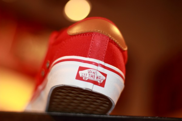 "VANS ""Chima Ferguson PRO – Red/White/Tan"" : Price 3100.-"