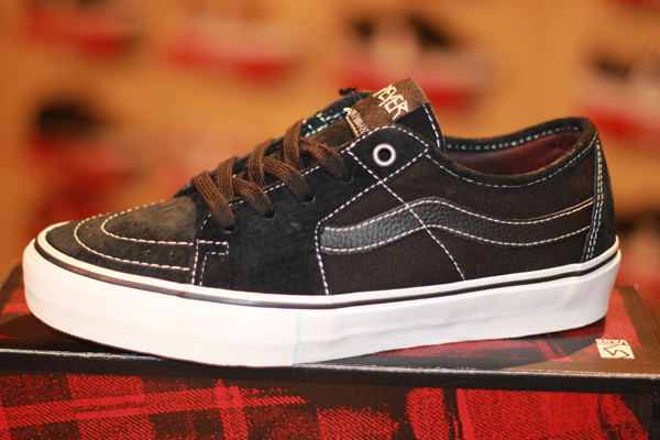 "VANS ""SK8-Low (""S"") - Wade Speyer x Syndicate"" [collaboration - Limited Edition!] : Price 4500.-"