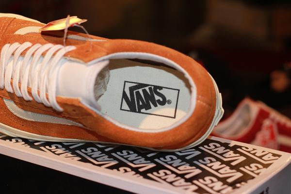 """VANS """"Old Skool (Vintage) – Sudan Brown"""" [Limited Edition!] : Price 2500.-"""