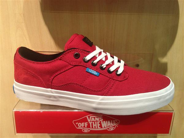 "VANS [OTW] Bedford Low – (Block) Red/White"" : Price 3490.-"