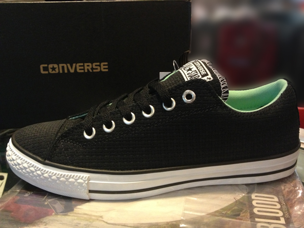 """CONS """"CTS Ox – ฺBlack/White/Peppermint"""" : Price 2600.-"""