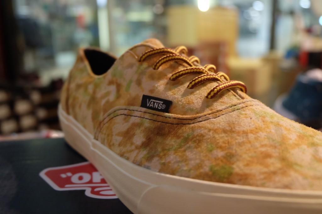 """รองเท้า VANS """"Era Decon CA – (Camo) Brown"""" : Price 3490.-"""