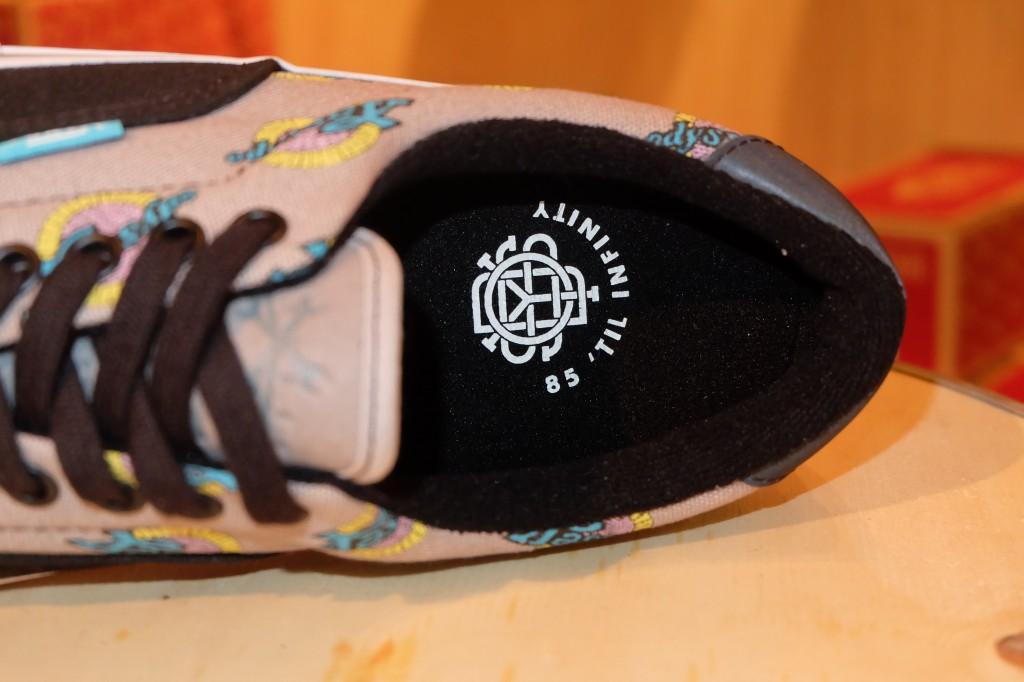 """รองเท้า VANS """"Era 46 PRO - (BMX) Odyssey Retro"""" : Price 3,490.-"""