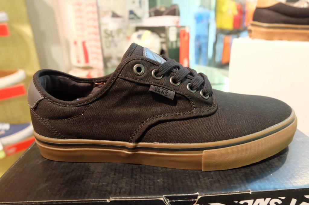 """รองเท้า VANS """"Chima Fergusan Pro - Black/Grey/Gum"""" : Price 3,290.-"""