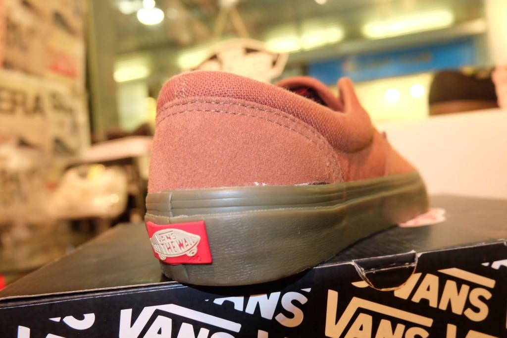"""รองเท้า VANS """"Era PRO - (Alva) Rust/Gum"""" : Price 3,490.-"""