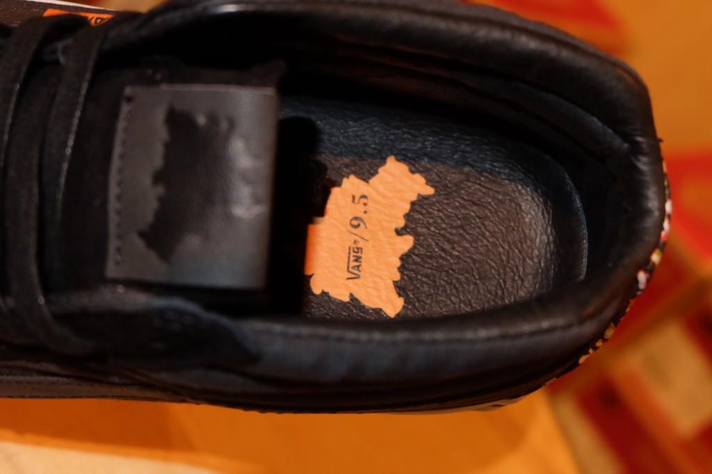 """รองเท้า VANS SYNDICATE """"SK8-Mid PRO """"S"""" – (Flaschen) Black/True White"""" : Price 4,500.-"""