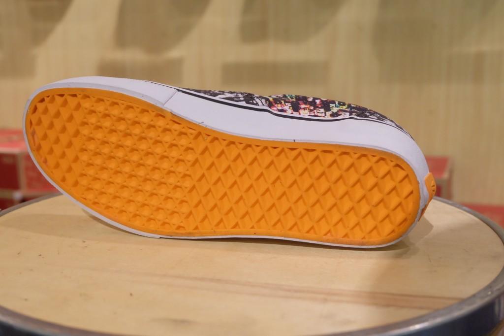 """รองเท้า VANS SYNDICATE """"Era PRO """"S"""" - (Flaschen) Black/True White"""" : Price 4,200.-"""