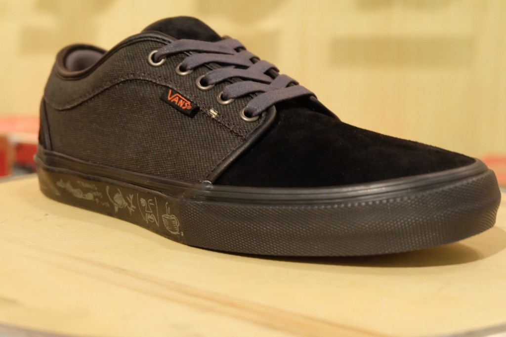 "รองเท้า [VANS SYNDICATE] ""Chukka Low WC ""S"" - (Neil Blender) Black"" : Price 4,600.-"
