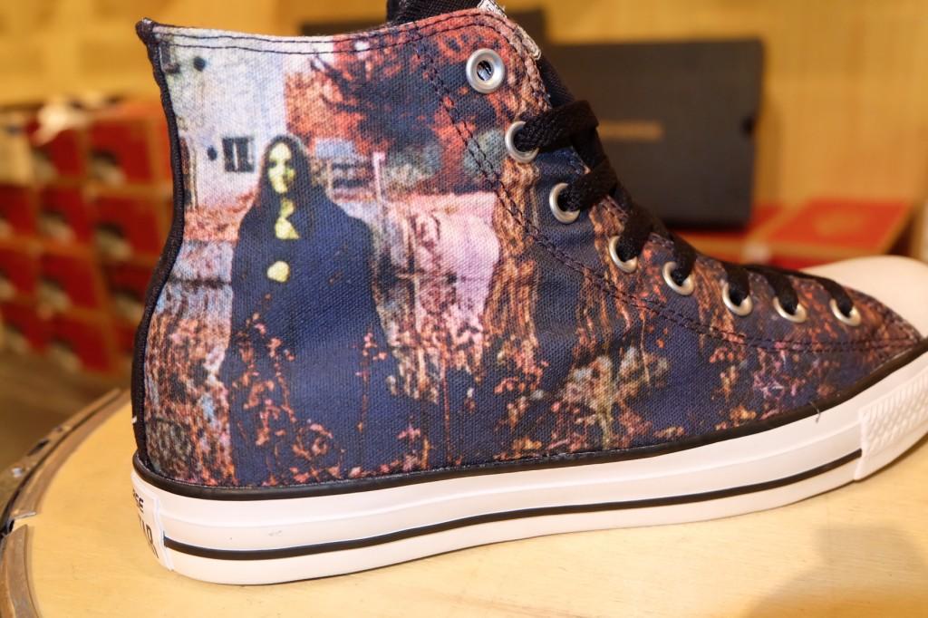 "Converse ""X BLACK SABBATH - Black Sabbath"" : Price 2900.-"