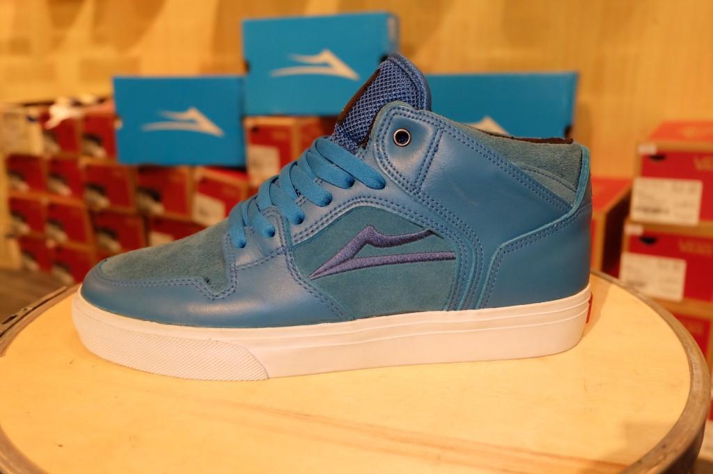 """รองเท้า Lakai """"Telford Echelon - Mediterranean Leather"""" : Price 4,590.-"""