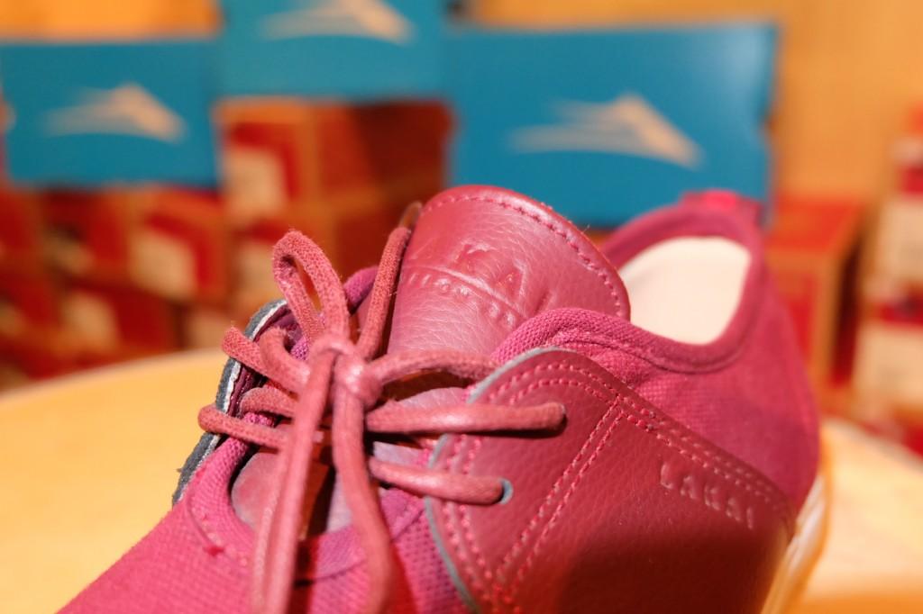 """รองเท้า Lakai """"Albany. – Port Canvas"""" : Price 3,290.-"""