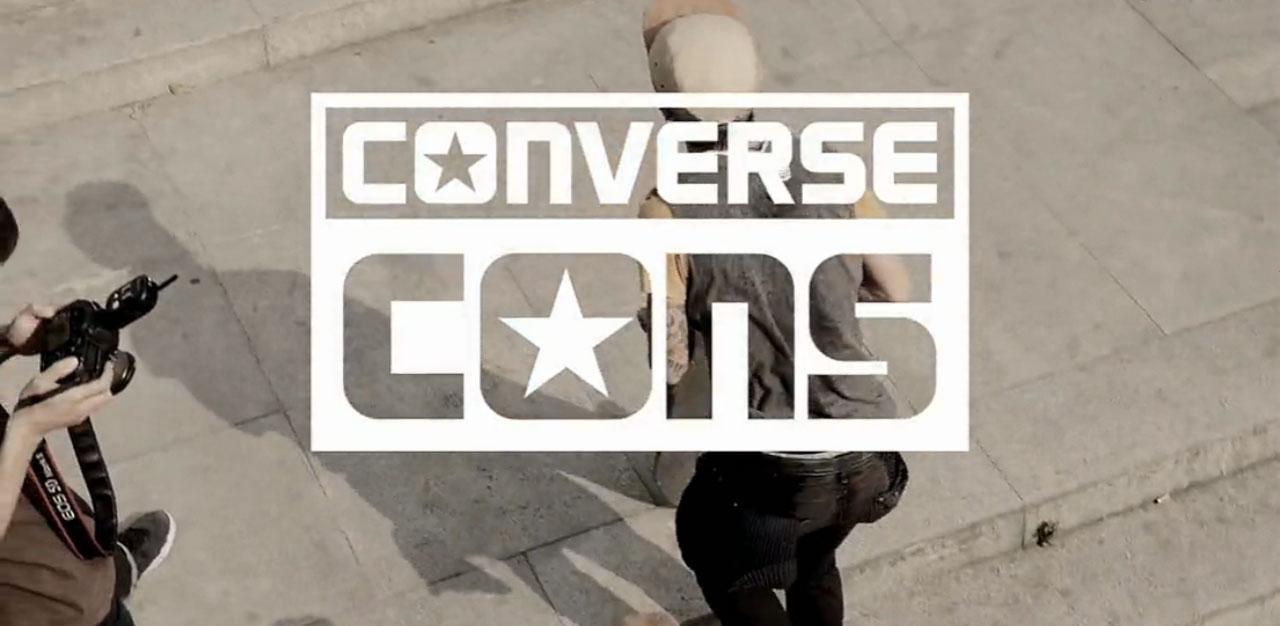 รองเท้า Converse CONS