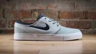 "Nike :SB ZOOM Stefan Jenoski L – Grey Mist/Obsidian White สี: พื้นเทาลายดำ/ขาว ราคา: 3,490.- ค่าส่ง: 100.- [EMS : 1-2 วันของถึงบ้านเลยครับ] รวม: 3,590.- Most Fined! With TheNike ""SB ZOOM Stefan […]"