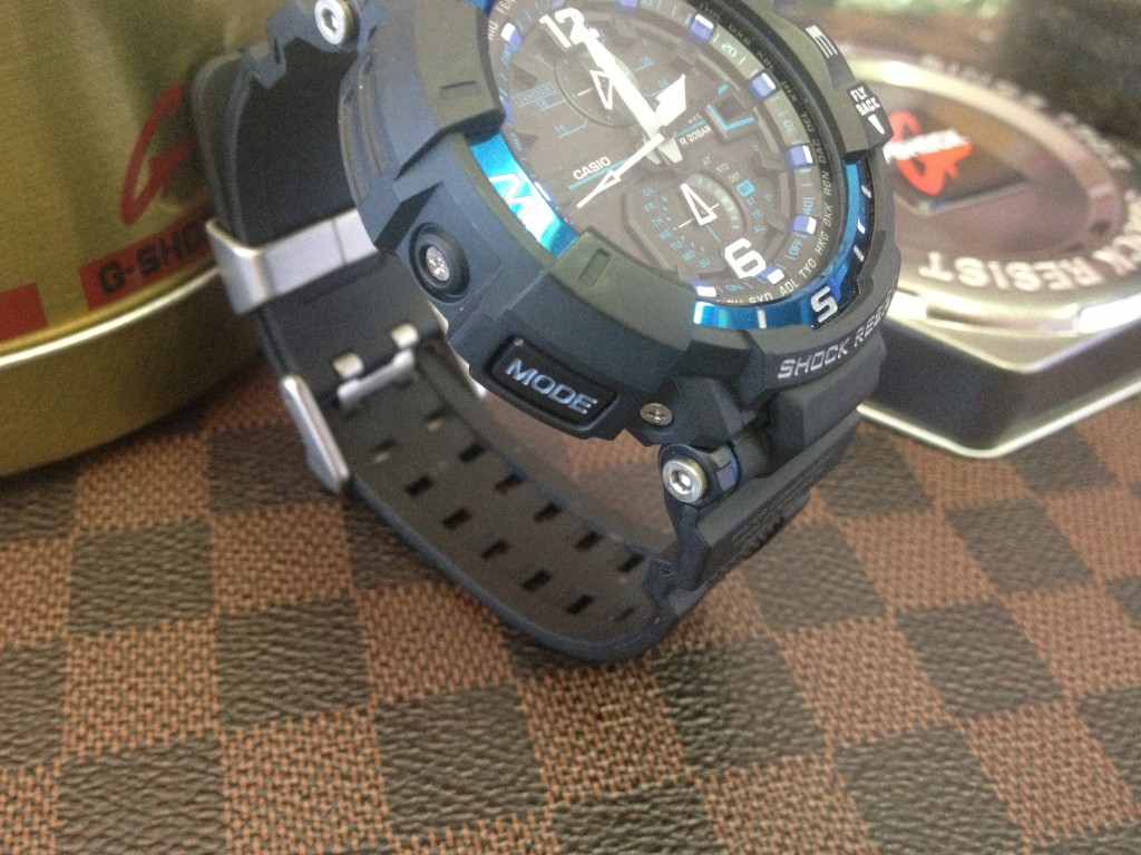[G-Shock] GW A1100FC - 1ADR : ราคา 15,750.-