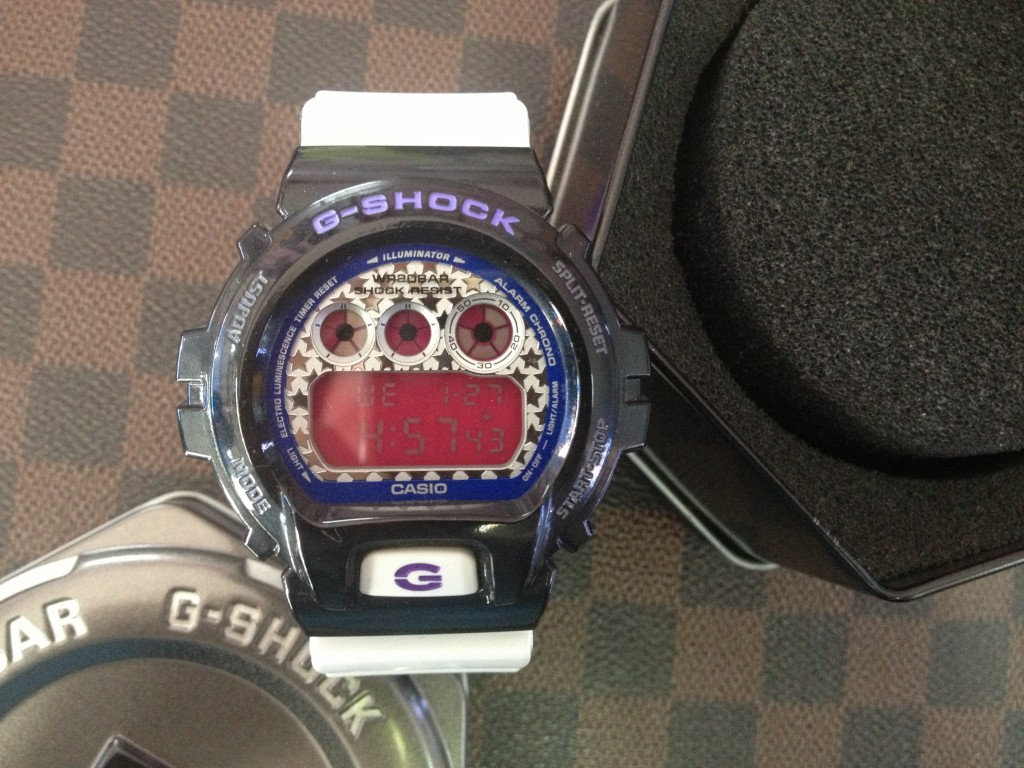 [G-Shock] DW 6900SC - 1JF (Limited Edition) : ราคา 2,690