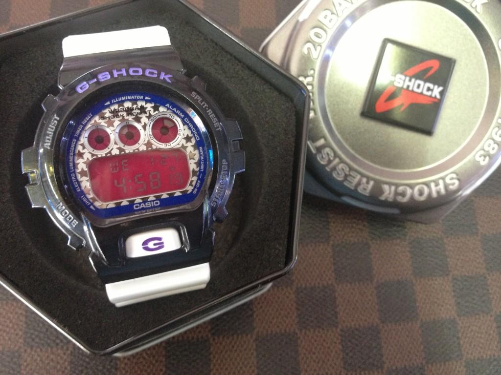 [G-Shock] DW 6900SC - 1JF (Limited Edition) : ราคา 2,690