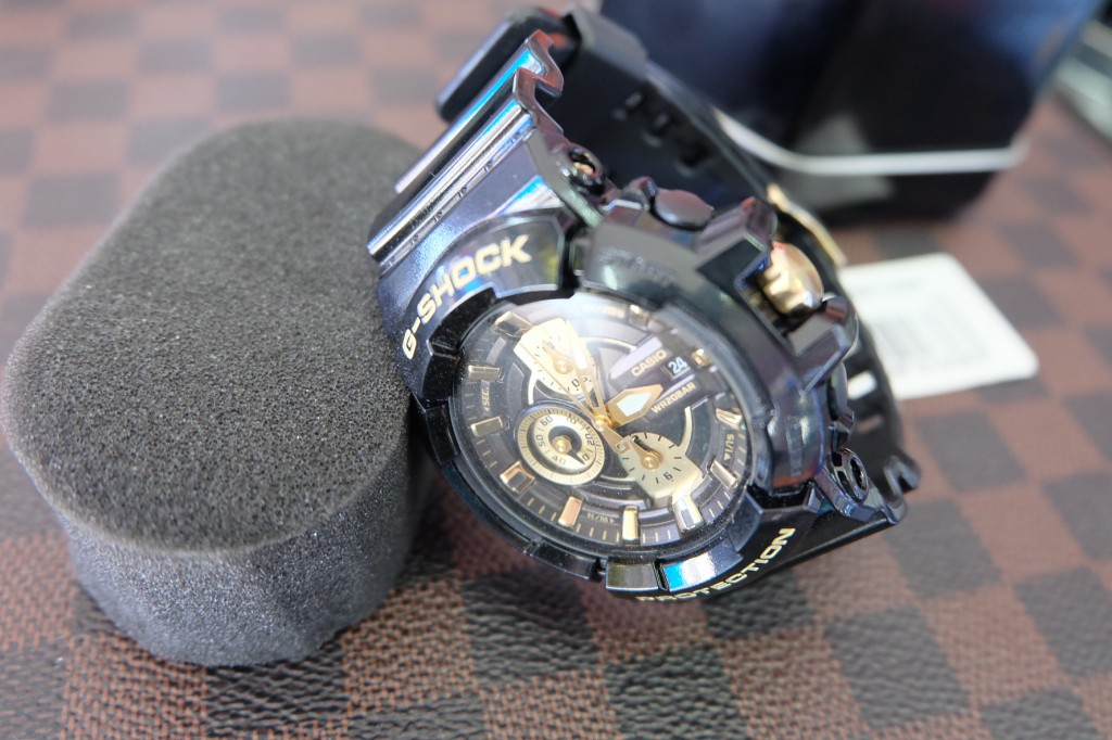 [G-Shock] GAC 100BR - 1ADR (Limited Edition) : ราคา 4,790.-