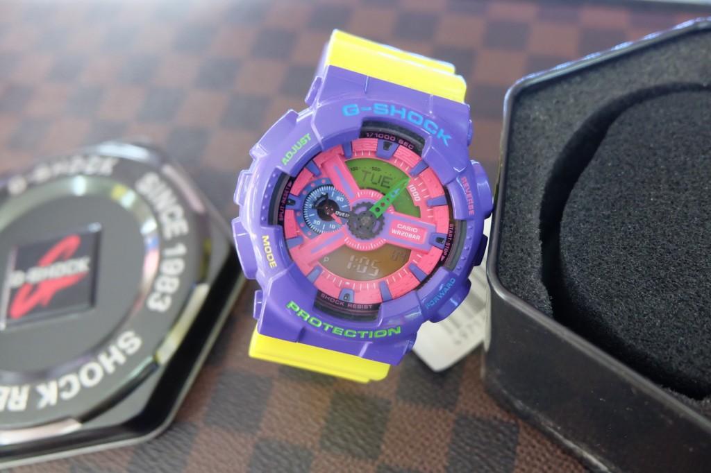 G-Shock] GA 110HC - 6A : ราคา 4,900
