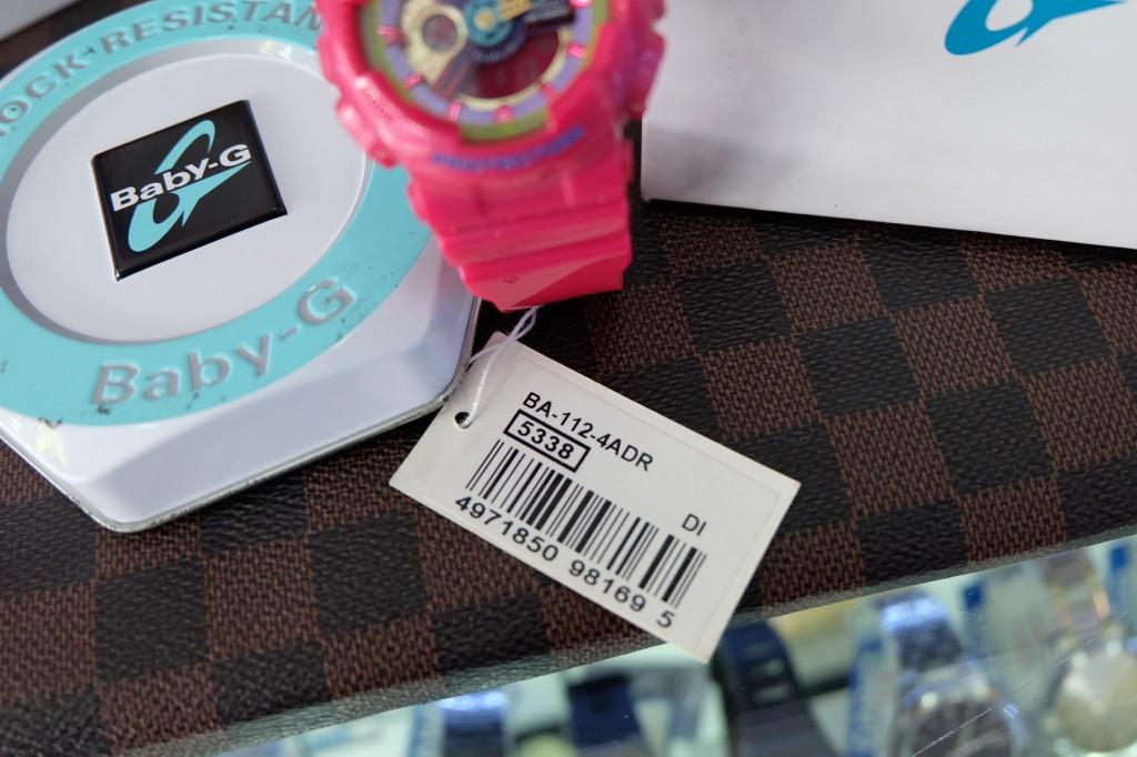[Baby-G] BA 112 - 4A (Girls Generation SNSD Custom) : ราคา 3,790