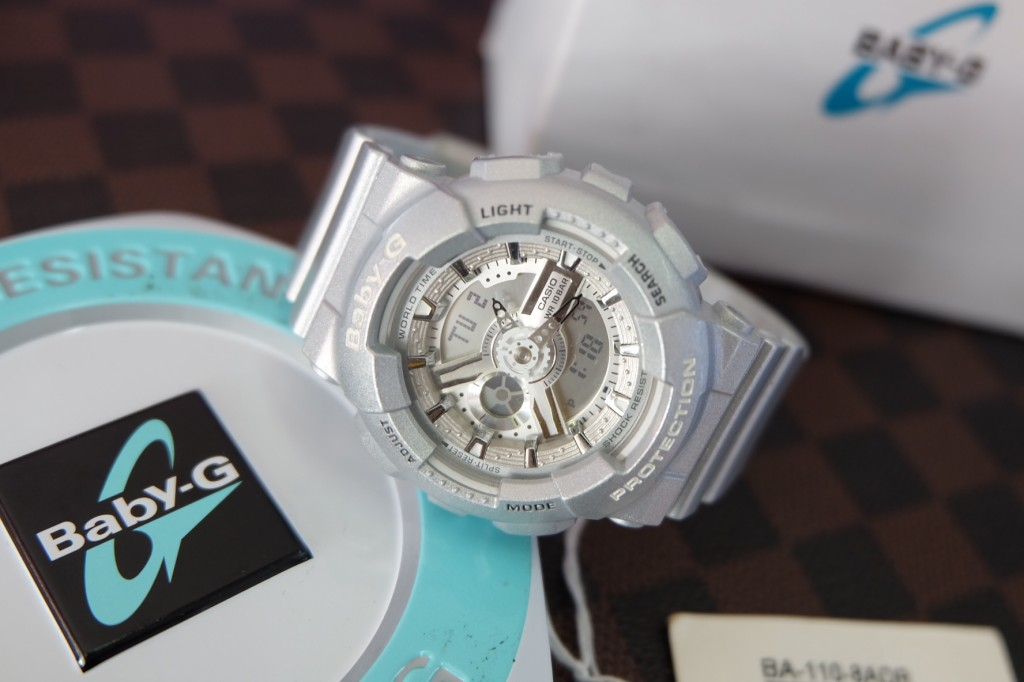 [Baby-G] BA 110 - 8A (Girls Generation SNSD Custom) : ราคา 3,790