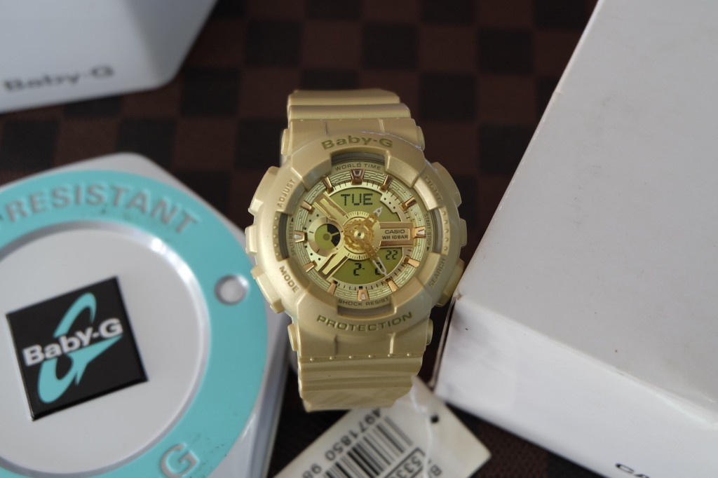[Baby-G] BA 111 - 9A (Girls Generation SNSD Custom) : ราคา 3,790