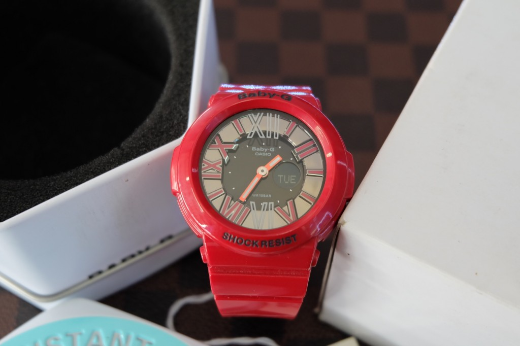 [Baby-G] BGA 160 - 4B : ราคา 3,790